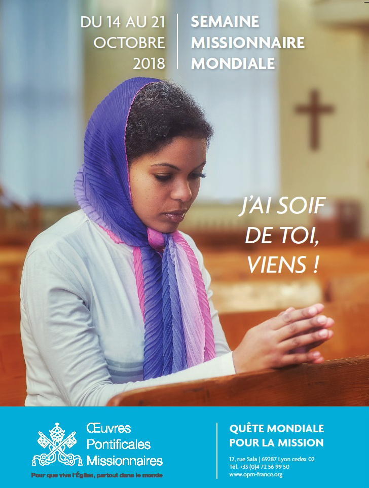 Semaine missionnaire 2018