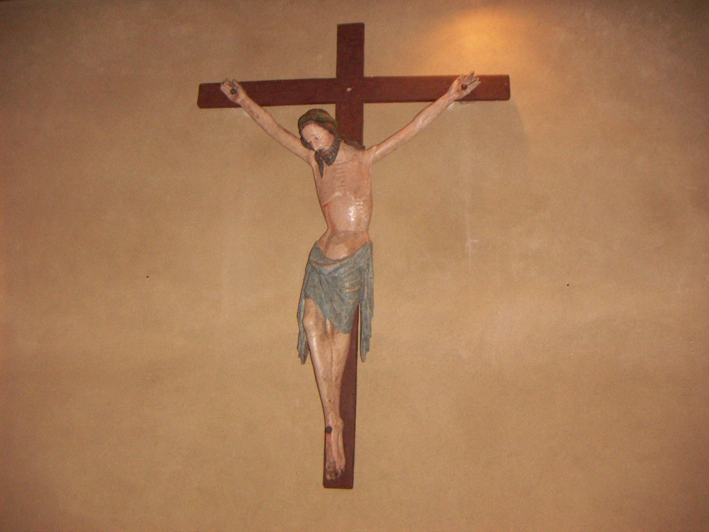 Crucifix - Chapelle du Trescouet